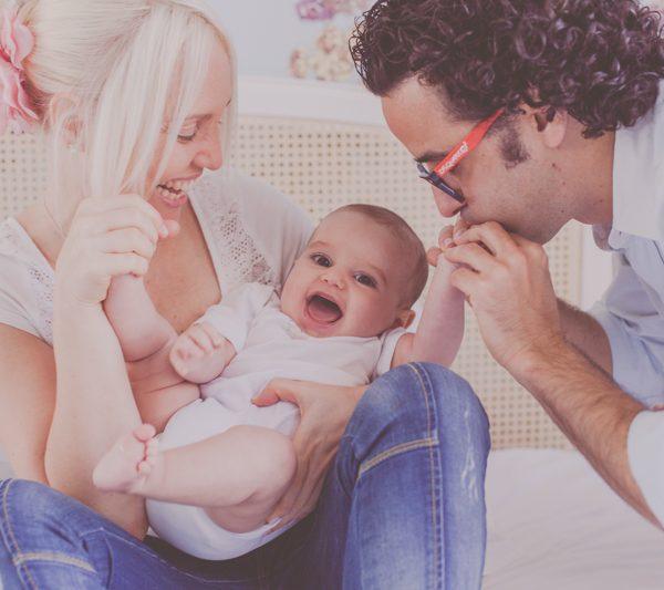 família em ponto pequeno :: por entre a serra