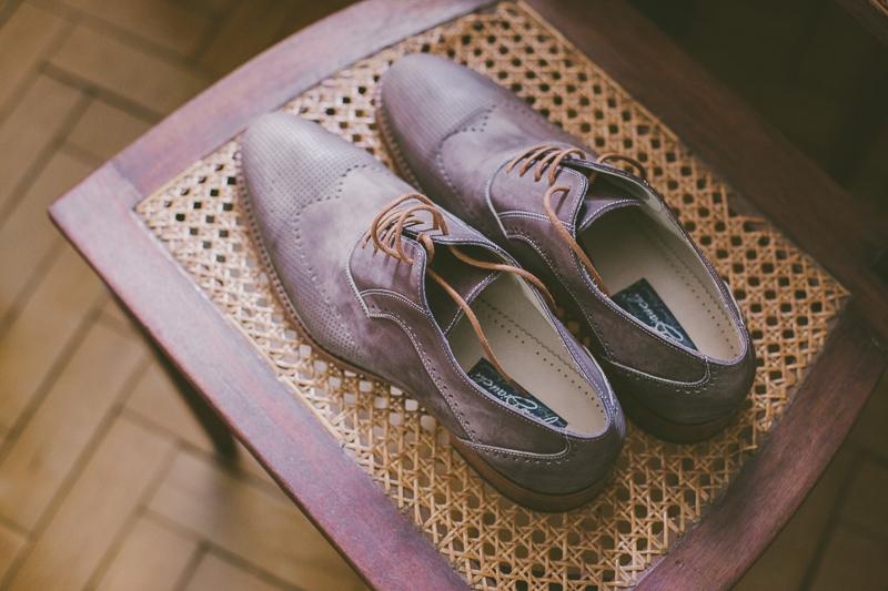Reportagem Fotográfica de Casamento - Preparativos Noivo
