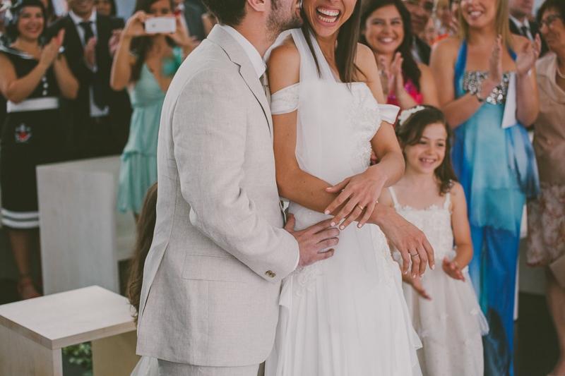 Reportagem Fotográfica de Casamento - Cerimónia Religiosa