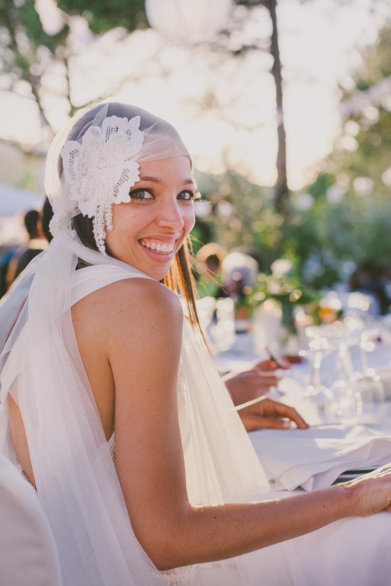 Reportagem Fotográfica de Casamento - Retrato Noiva