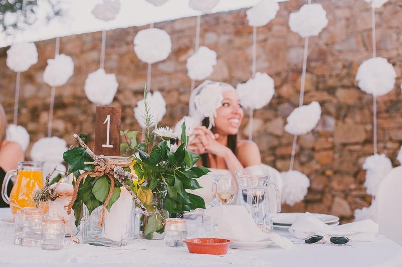 Reportagem Fotográfica de Casamento - Decoração Casamento Rústica e Romântica