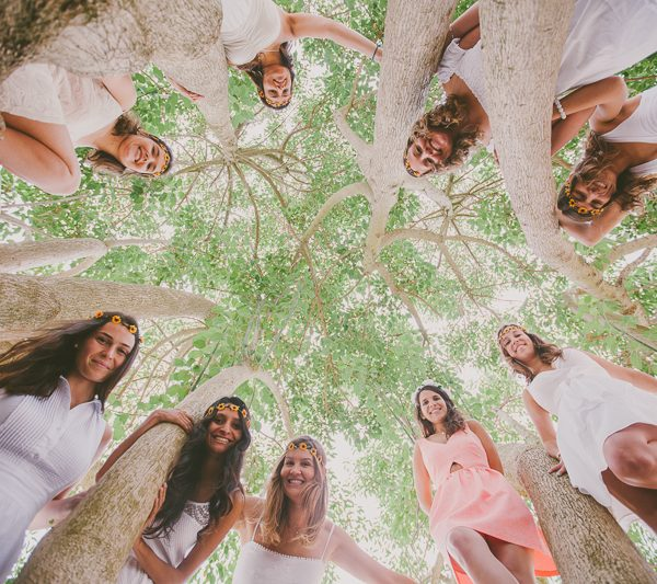 bride & friends :: joana