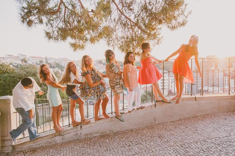 bride & friends :: andreia