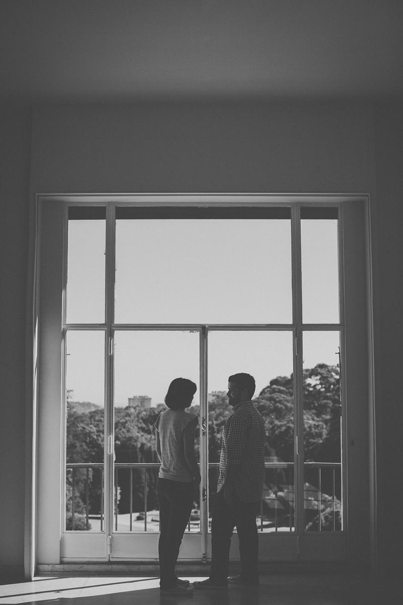 Sessão Fotográfica de Namoro Porto