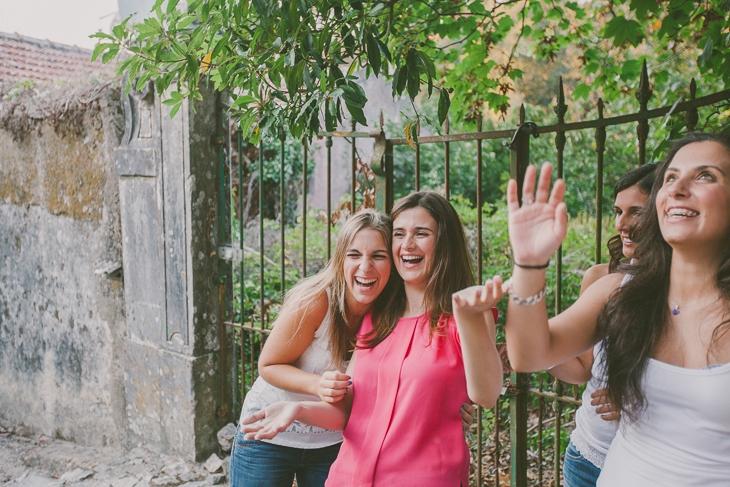 Sessão Fotográfica Despedida de Solteira - Quinta das Murtas, Sintra