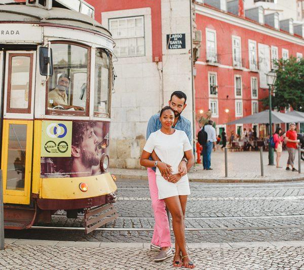 Sessão de Namoro Lisboa :: Tania + Patrice