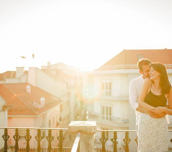 Sessão de Namoro em Lisboa * Laura + Bruno