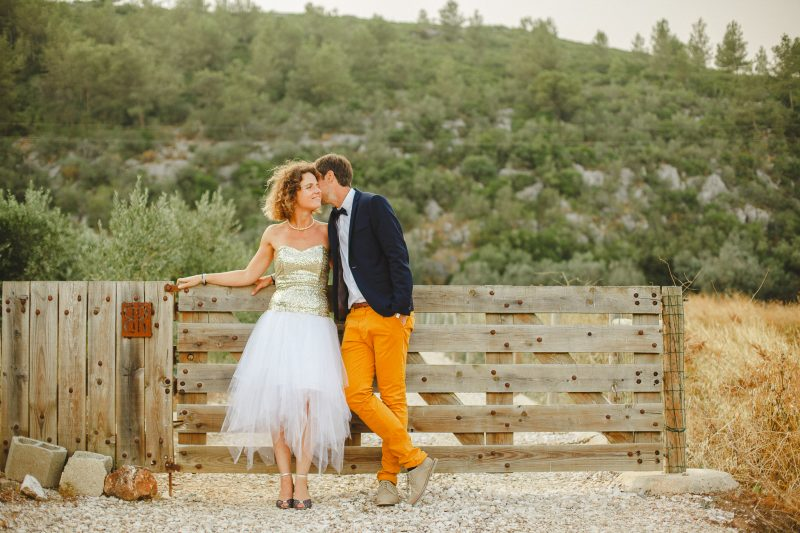 Music Festival Wedding :: Ana + Brice