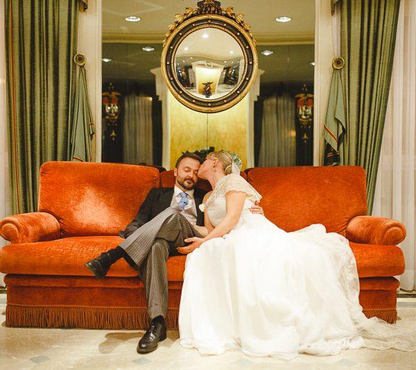 Casamento no Hotel Palácio Estoril :: Joana + João