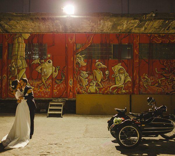 Casamento Lx Factory :: Filipa + Paulo