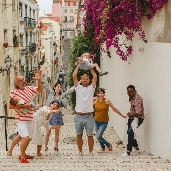 Sessão de Família em Lisboa :: from France with LOVE