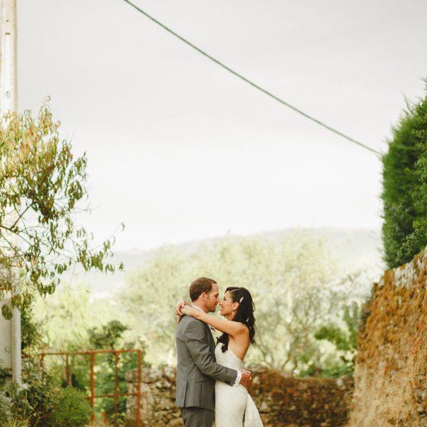 Casamento em Chaves * Emma + Jon