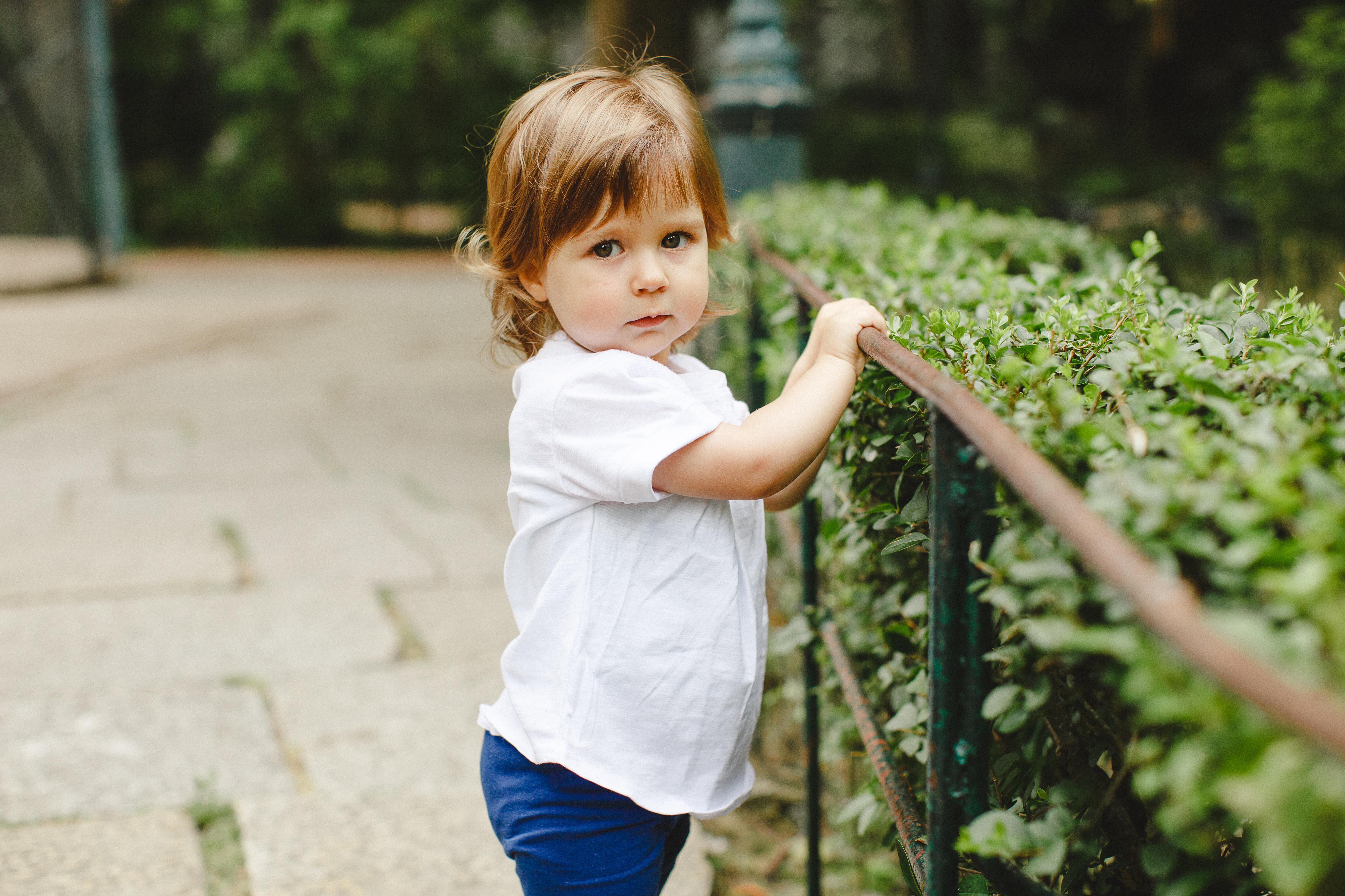 Sessão Fotográfica de Família Jardim da Estrela por Hello Twiggs, Family Photo Shoot in Lisbon