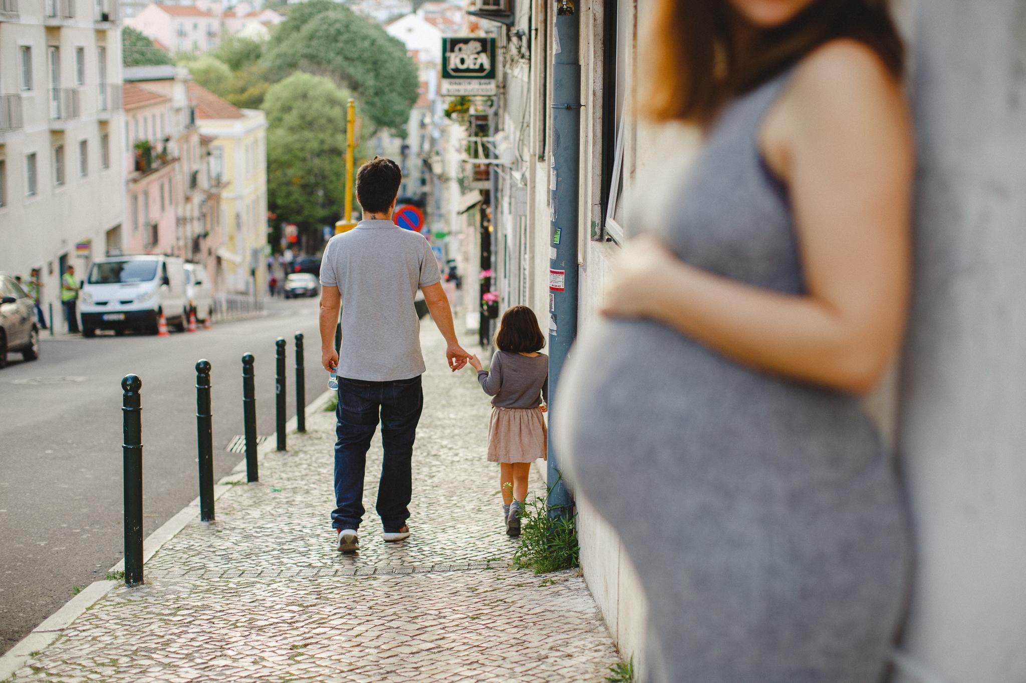 Sessão de Família e Gravidez em Lisboa por Hello Twiggs * Maternity Photo Shoot in Lisbon by Hello Twiggs