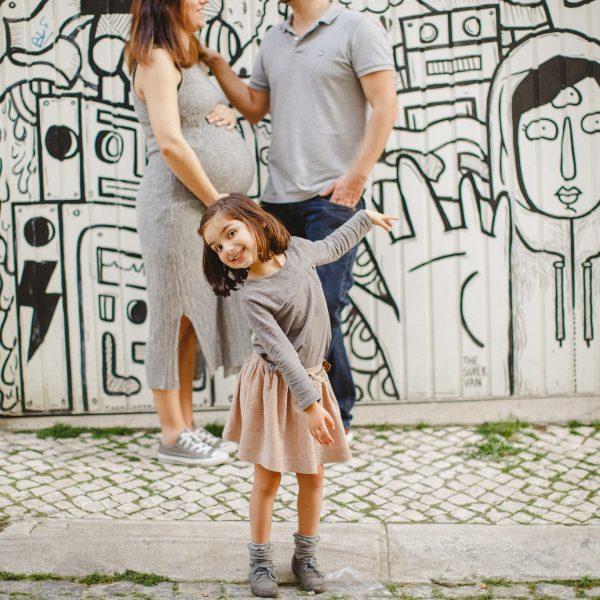 Sessão de Família * Constança + Tiago + Leonor