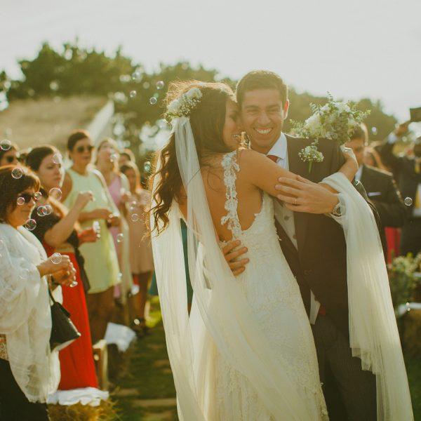 Casamento no Rio do Prado * Inês + Sérgio