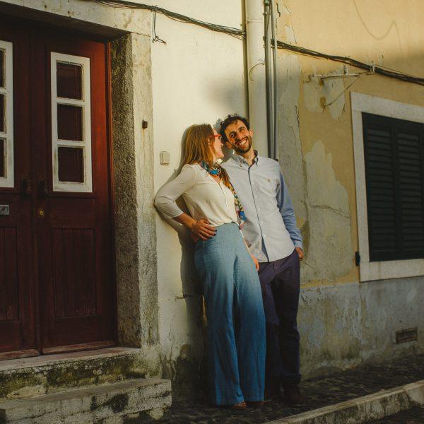 Sessão de Namoro em Lisboa * Haley + Renato