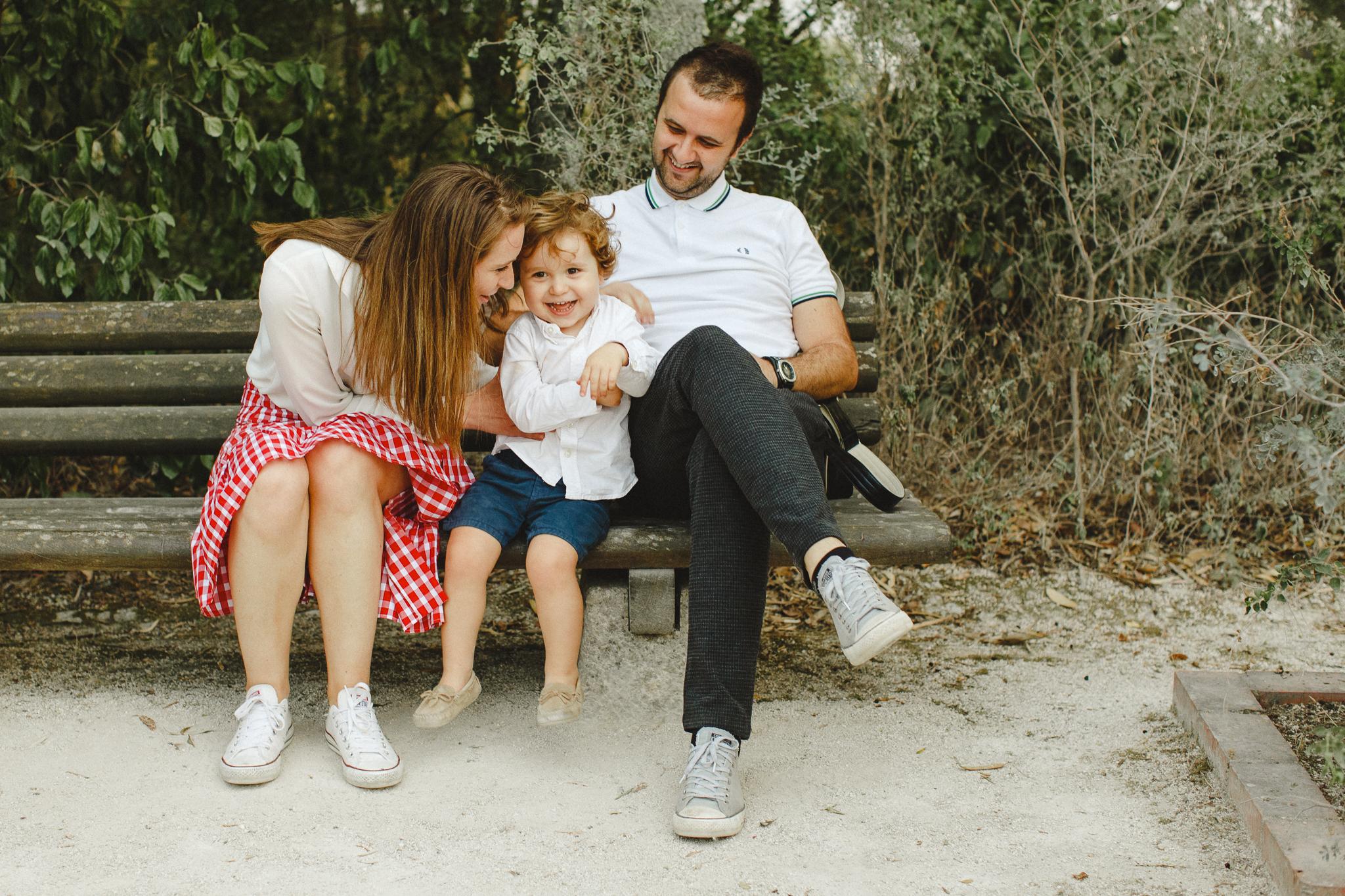 Sessão de Família em Monsanto, Family Photo Shoot in Lisbon by Hello Twiggs