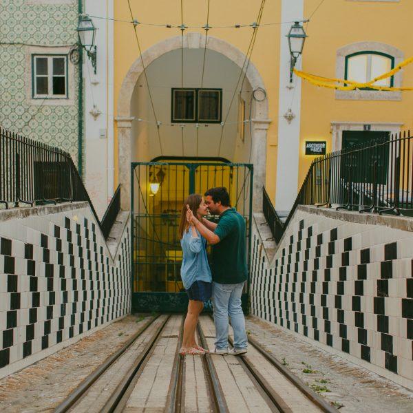 Sessão de Namoro em Lisboa * Matilde + Afonso