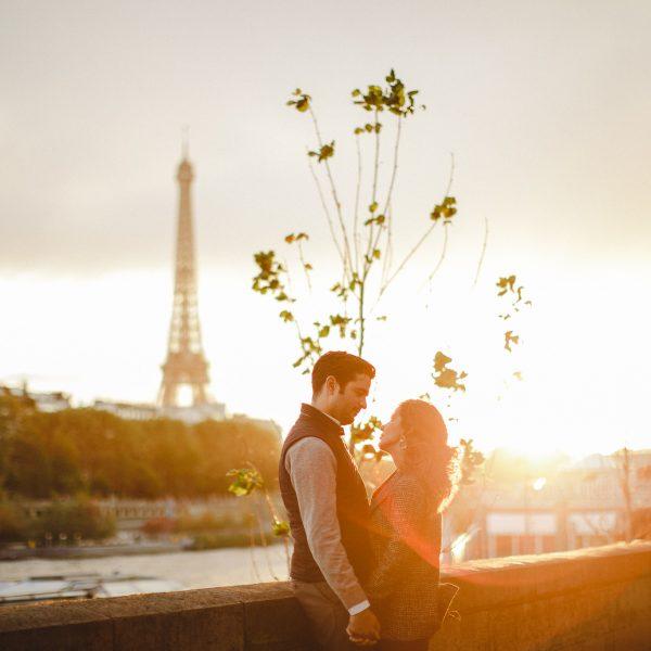 Sessão de Namoro em Paris * Sofia + Joel